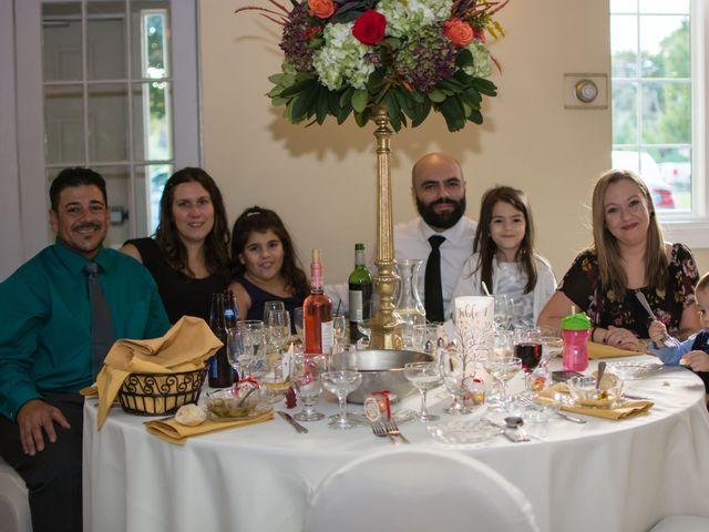 Thomas and Anna's Wedding in Assonet, Massachusetts 132