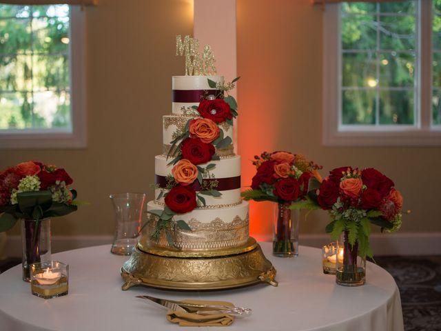 Thomas and Anna's Wedding in Assonet, Massachusetts 142