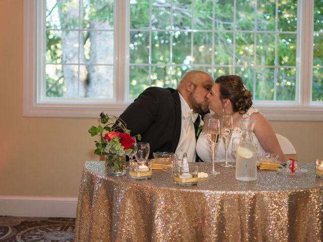 Thomas and Anna's Wedding in Assonet, Massachusetts 147