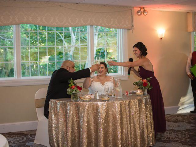 Thomas and Anna's Wedding in Assonet, Massachusetts 148