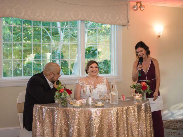 Thomas and Anna's Wedding in Assonet, Massachusetts 149