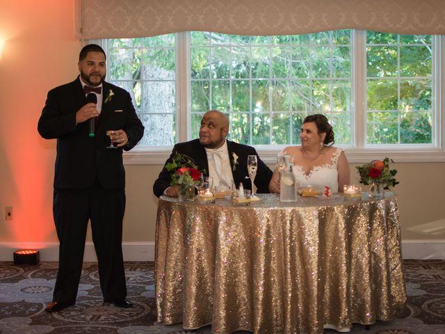Thomas and Anna's Wedding in Assonet, Massachusetts 152