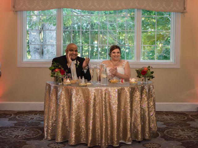 Thomas and Anna's Wedding in Assonet, Massachusetts 154