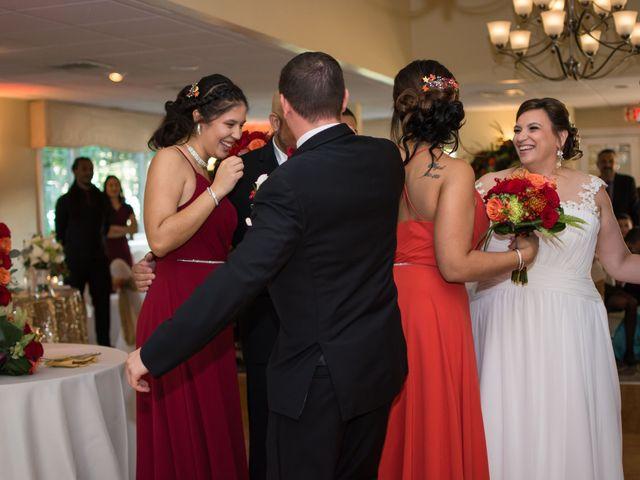 Thomas and Anna's Wedding in Assonet, Massachusetts 156
