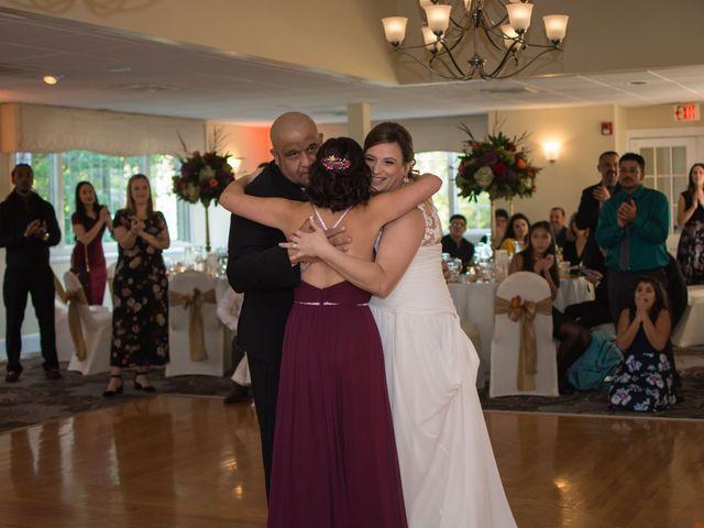 Thomas and Anna's Wedding in Assonet, Massachusetts 157