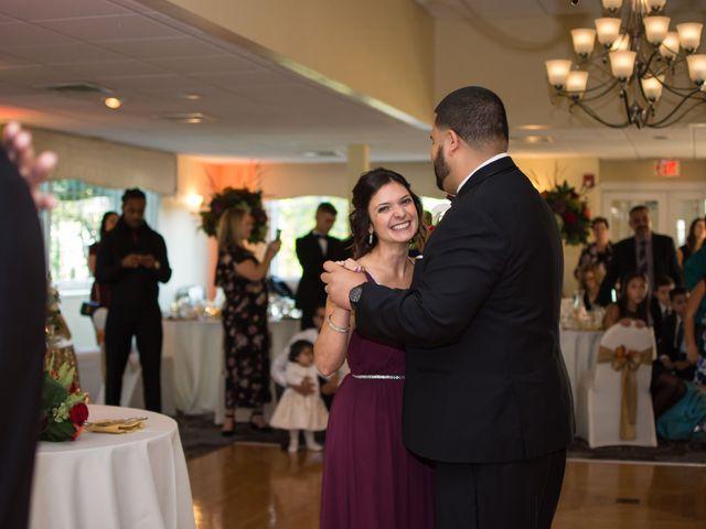 Thomas and Anna's Wedding in Assonet, Massachusetts 160