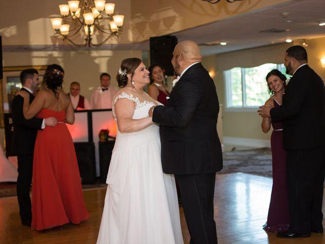 Thomas and Anna's Wedding in Assonet, Massachusetts 163