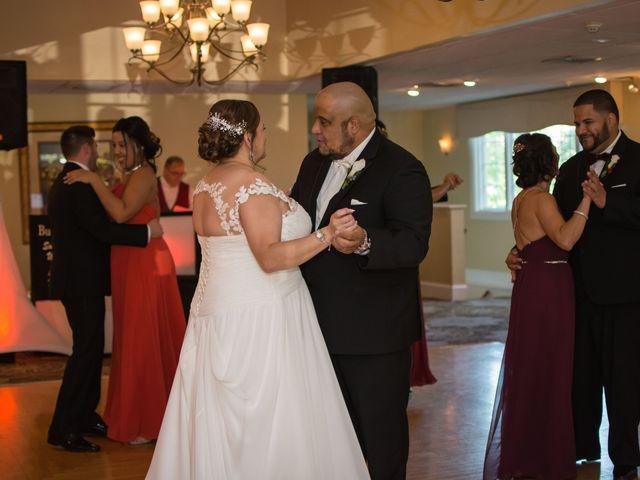 Thomas and Anna's Wedding in Assonet, Massachusetts 164