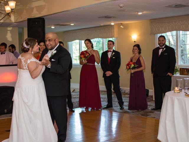 Thomas and Anna's Wedding in Assonet, Massachusetts 170