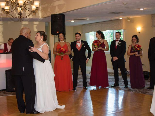 Thomas and Anna's Wedding in Assonet, Massachusetts 171