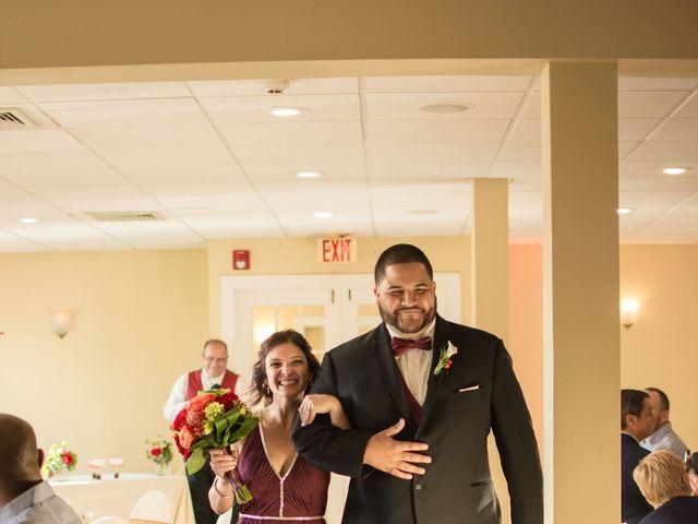 Thomas and Anna's Wedding in Assonet, Massachusetts 175