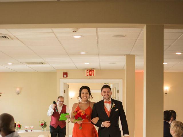 Thomas and Anna's Wedding in Assonet, Massachusetts 177
