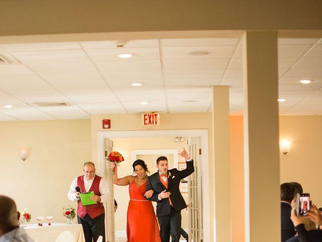 Thomas and Anna's Wedding in Assonet, Massachusetts 178