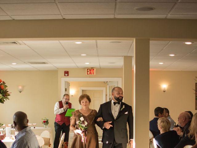 Thomas and Anna's Wedding in Assonet, Massachusetts 180