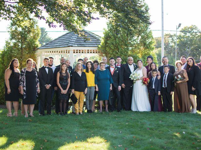 Thomas and Anna's Wedding in Assonet, Massachusetts 199