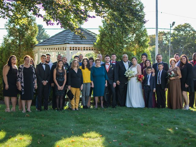 Thomas and Anna's Wedding in Assonet, Massachusetts 200