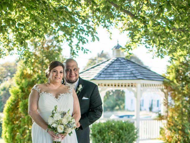 Thomas and Anna's Wedding in Assonet, Massachusetts 2