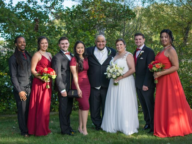Thomas and Anna's Wedding in Assonet, Massachusetts 221