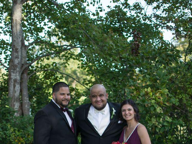 Thomas and Anna's Wedding in Assonet, Massachusetts 230