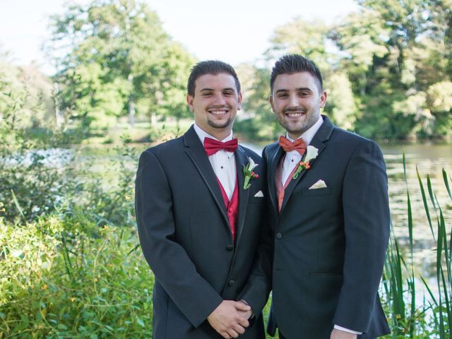 Thomas and Anna's Wedding in Assonet, Massachusetts 272