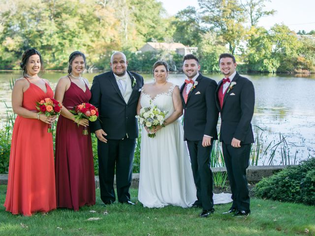 Thomas and Anna's Wedding in Assonet, Massachusetts 292