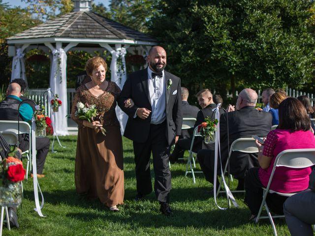 Thomas and Anna's Wedding in Assonet, Massachusetts 296