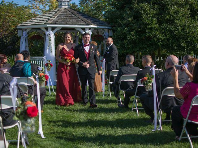 Thomas and Anna's Wedding in Assonet, Massachusetts 298