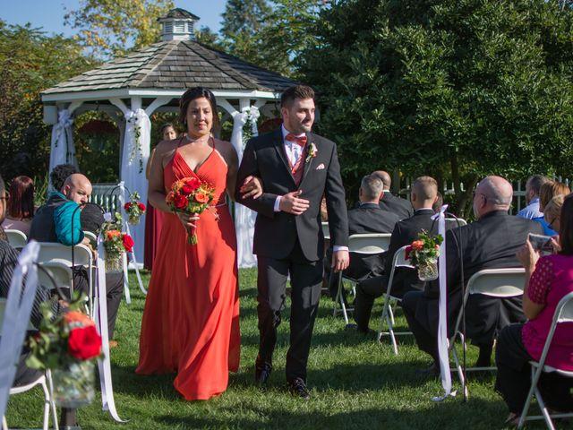 Thomas and Anna's Wedding in Assonet, Massachusetts 299