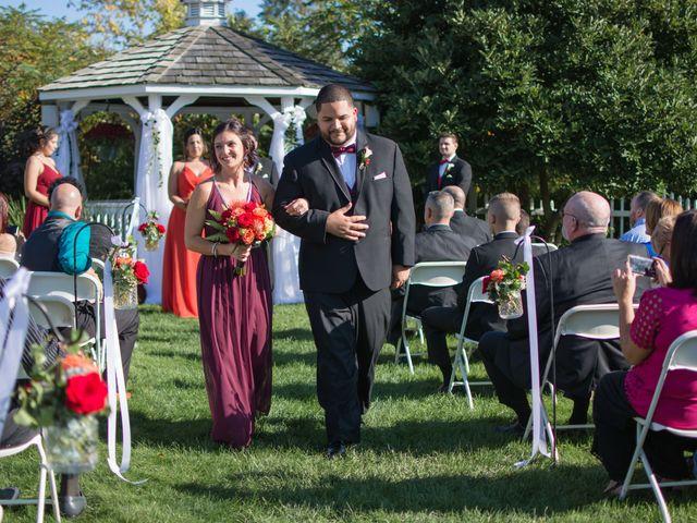 Thomas and Anna's Wedding in Assonet, Massachusetts 300