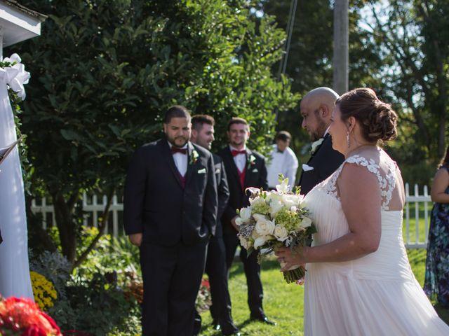 Thomas and Anna's Wedding in Assonet, Massachusetts 314