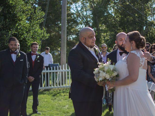 Thomas and Anna's Wedding in Assonet, Massachusetts 315