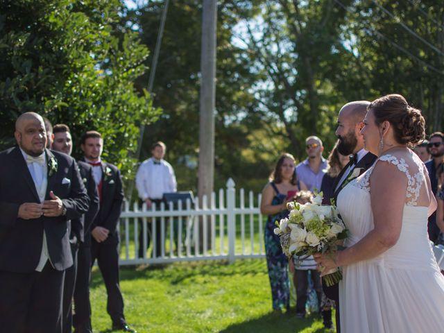 Thomas and Anna's Wedding in Assonet, Massachusetts 316