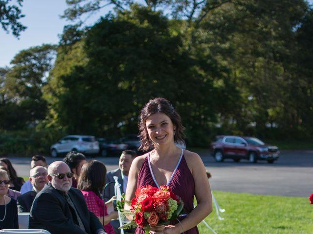 Thomas and Anna's Wedding in Assonet, Massachusetts 320