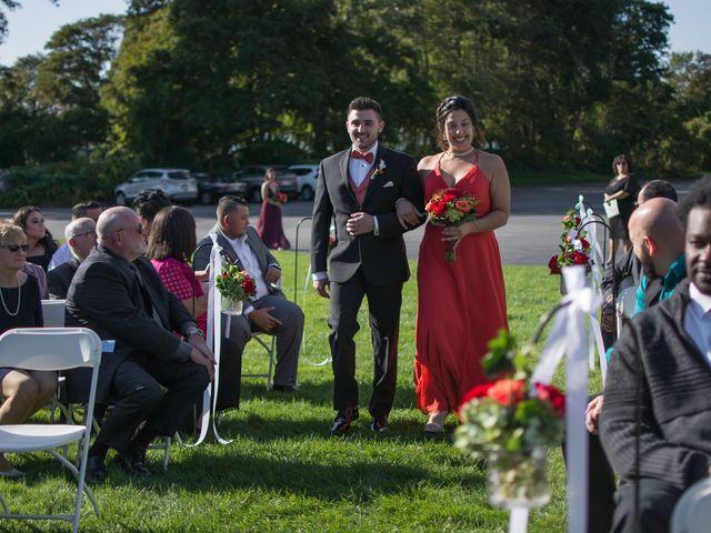 Thomas and Anna's Wedding in Assonet, Massachusetts 321