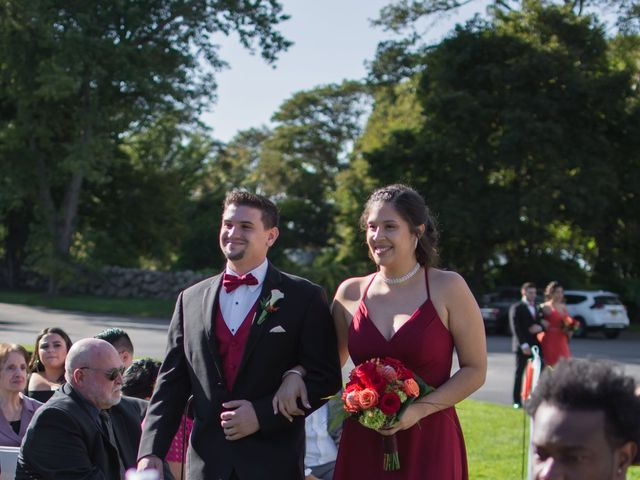 Thomas and Anna's Wedding in Assonet, Massachusetts 322