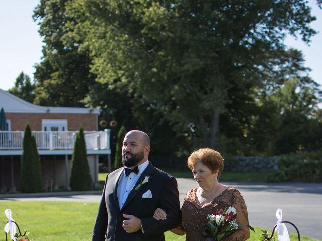 Thomas and Anna's Wedding in Assonet, Massachusetts 324