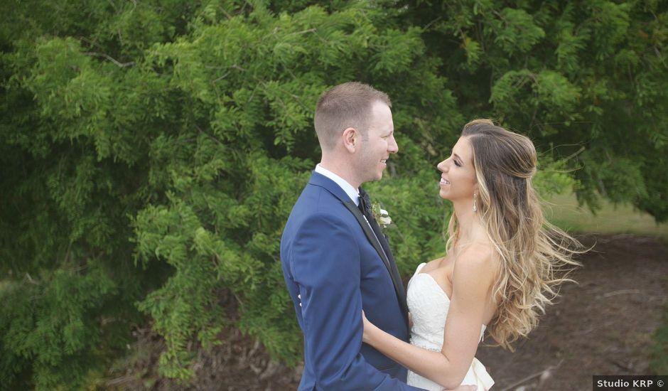 Scott and Christina's Wedding in Sarasota, Florida