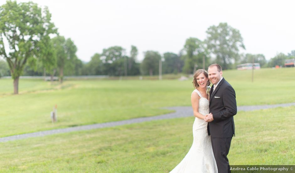 Stephen and Kimberly's Wedding in Weyers Cave, Virginia
