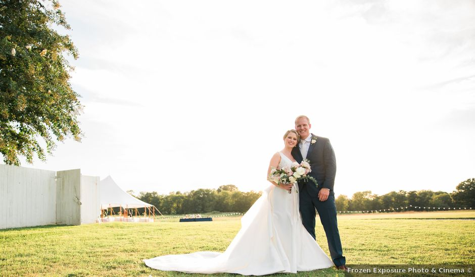 Calvin and Blair's Wedding in Franklin, Tennessee