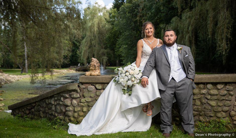 Kevin and Kirsten's Wedding in Burnett, Wisconsin