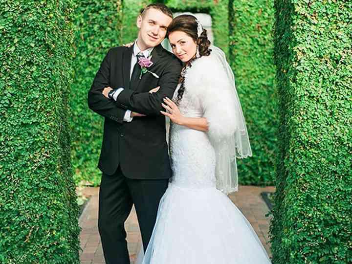 The wedding of Ruslan and Viktoria