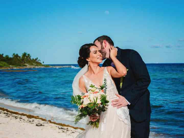 The wedding of Lupita and Jason