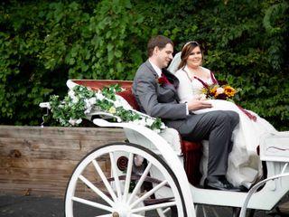 Daniel and Chelsea's Wedding in Saline, Michigan 3