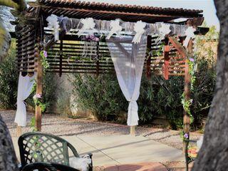 The wedding of Scott and Rebecca 2