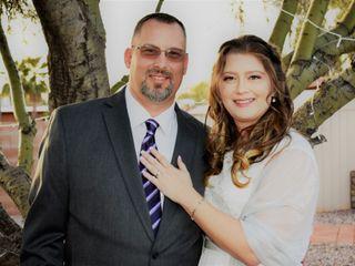 The wedding of Scott and Rebecca