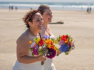 The wedding of Jesica and Yesenia 3