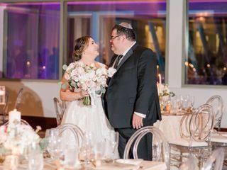 The wedding of Eitan and Cristina