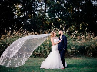 The wedding of Taylor and Anthony