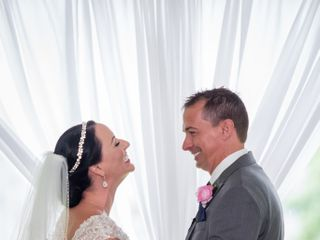 The wedding of Julia and David 2