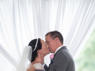 The wedding of Julia and David 3